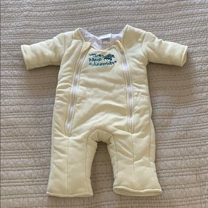 Baby Merlin Magic Sleep Suit